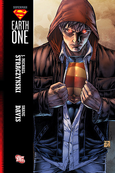 Superman Earth One cover