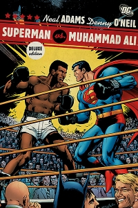 Superman Vs Muhammad Ali cover
