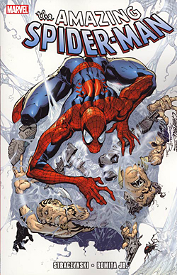 The Amazing Spider-Man By JMS Ultimate Collection Vol 1 cover