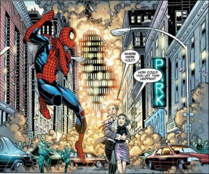 The Amazing Spider-Man By JMS Ultimate Collection Vol 1 interior 2