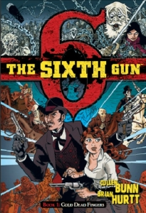 The Sixth Gun cover