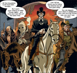 The Sixth Gun interior 2