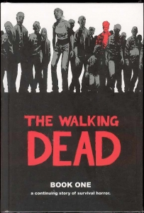 The Walking Dead Book One cover