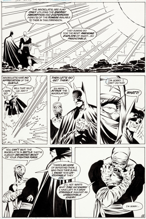 The Weird issue 4 page 8 by Bernie Wrightson and Dan Green.  Source.