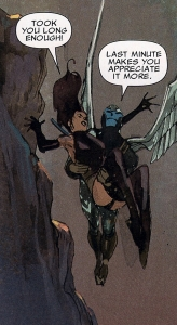 Uncanny X-Force Vol 1 interior 1