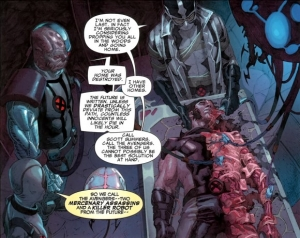 Uncanny X-Force Vol 1 interior 2