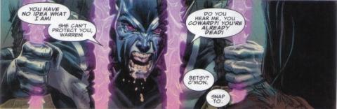 Uncanny X-Force Vol 1 interior 3