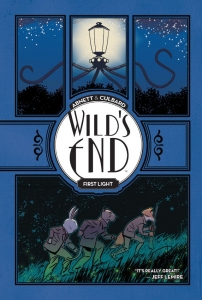 Wilds End Vol 1 cover