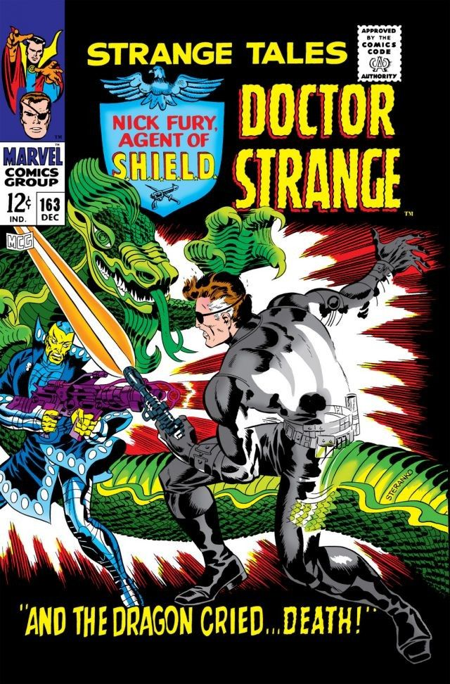 Nick Fury and Doom's Folly: Strange Tales 159-168