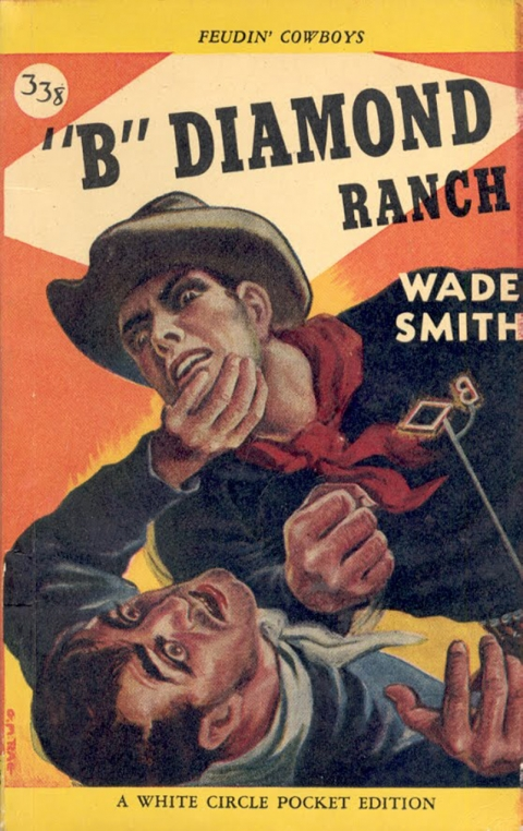 White Circle paperback No. 338 with a Rae cover