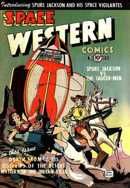 space western 40