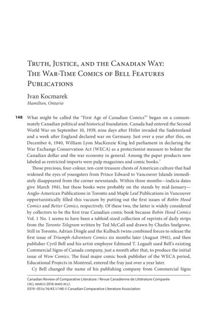 Title page of my recent article.