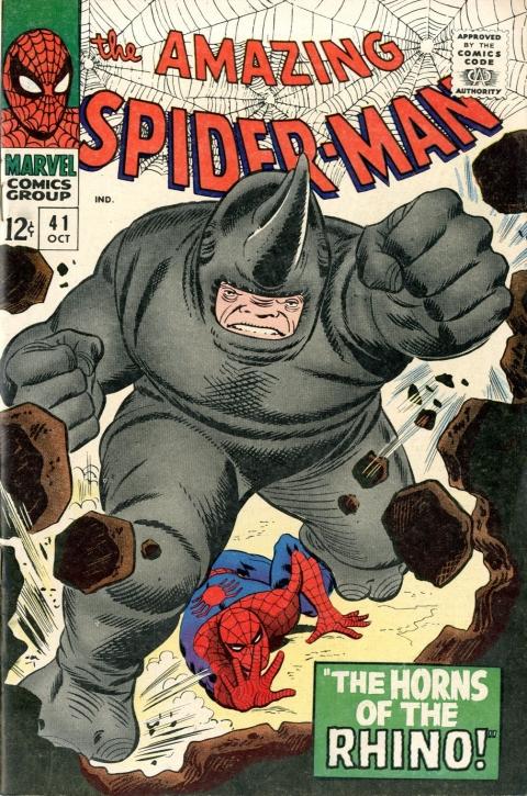 Amazing Spider-Man 41