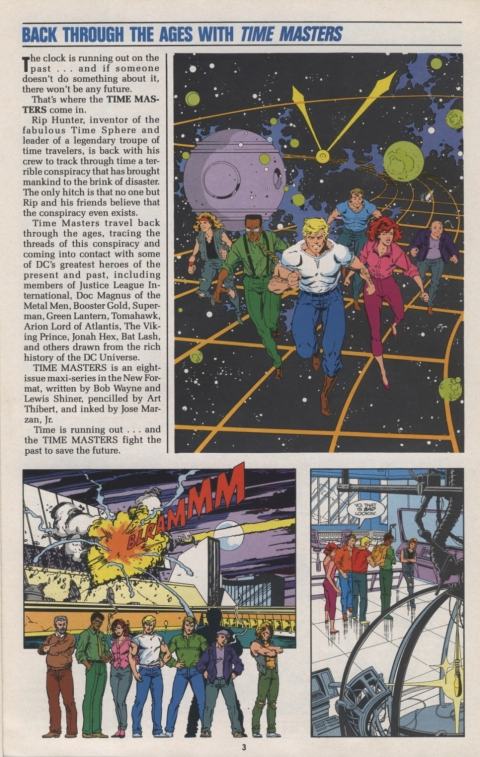 DC Direct Current 23 November 1989 page 3