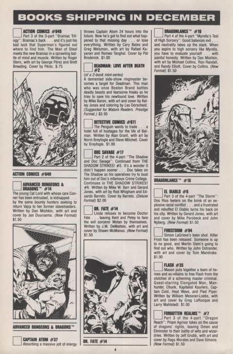 DC Direct Current 23 November 1989 page 4