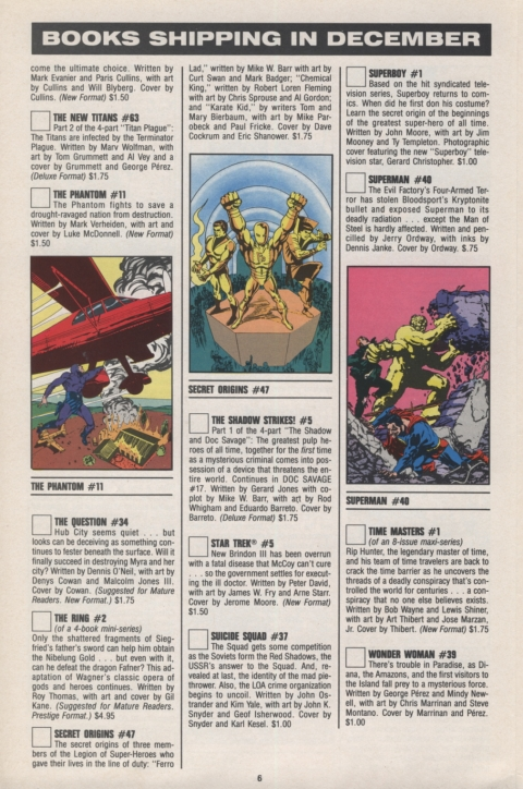 DC Direct Current 23 November 1989 page 6