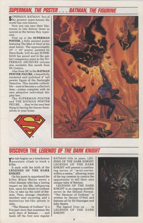 DC Direct Currents 21 October 1989 Page 3