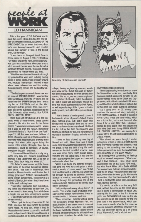 DC Direct Currents 21 October 1989 Page 7