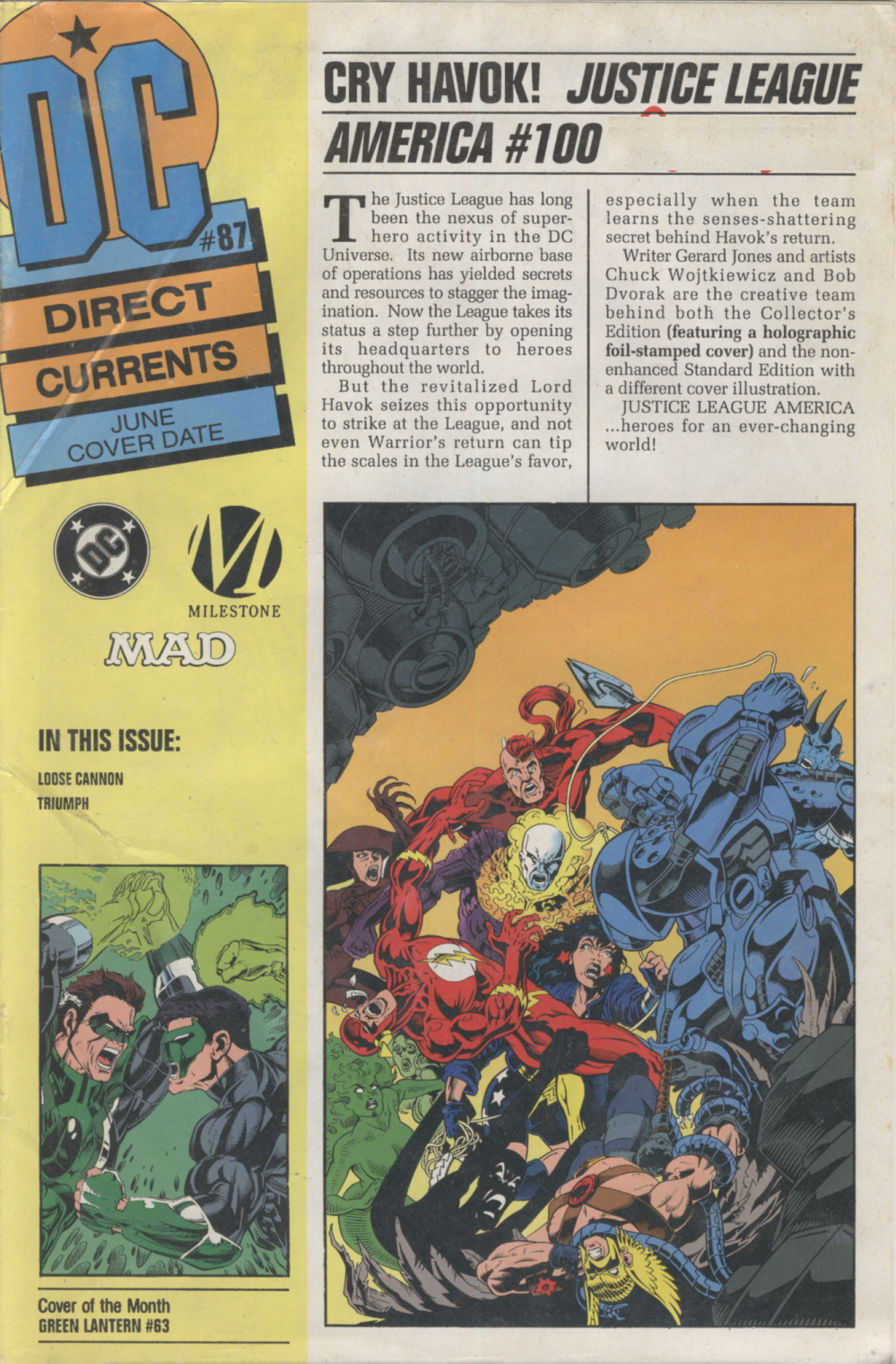 Time Capsule: DC Direct Currents 87 June 1995
