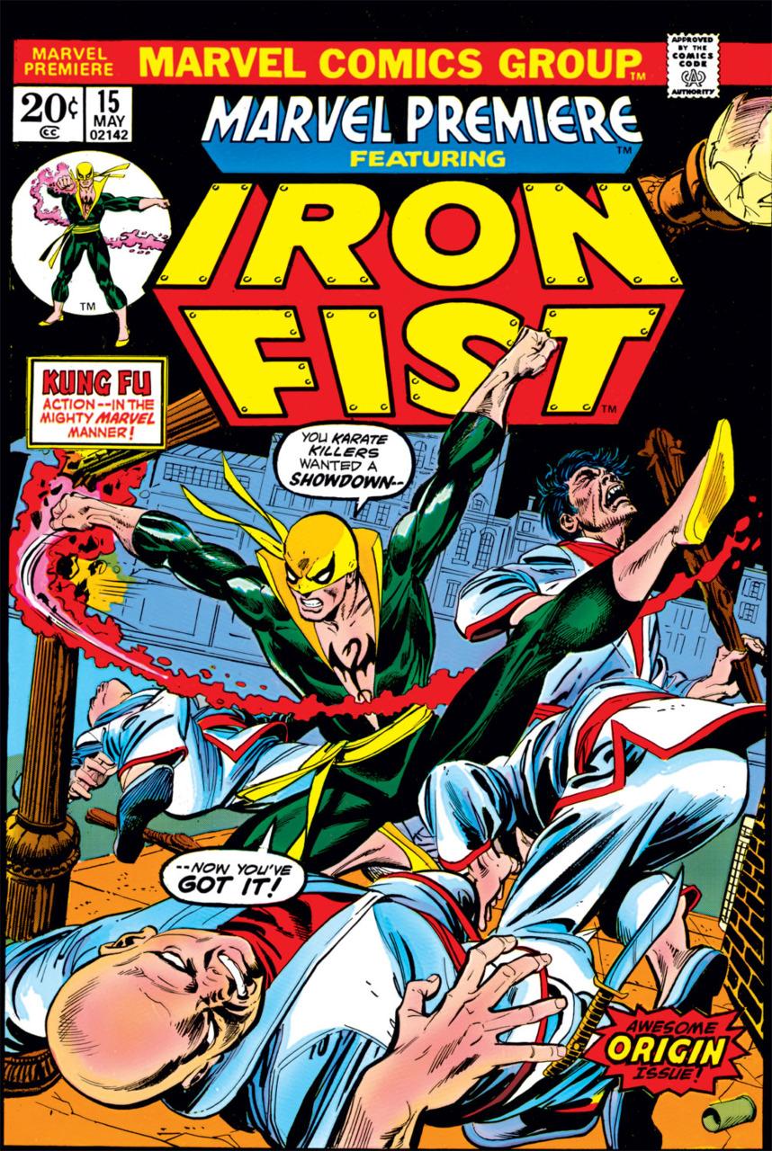 #33 | Marvel Premiere 1-61
