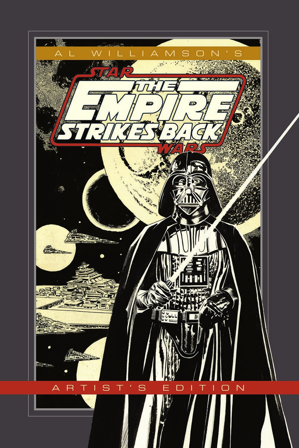 Review | Al Williamson's Star Wars: The Empire Strikes Back Artist's Edition
