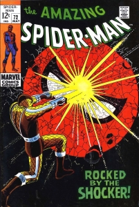 Amazing Spider-Man 72