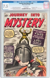 Journey Into Mystery 85