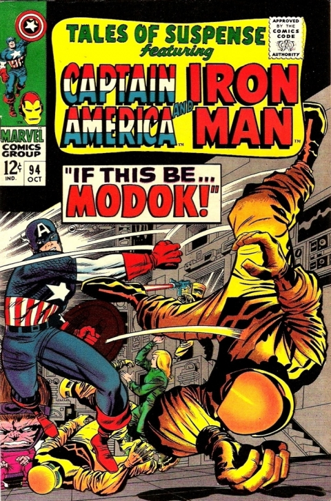 Tales Of Suspense 94
