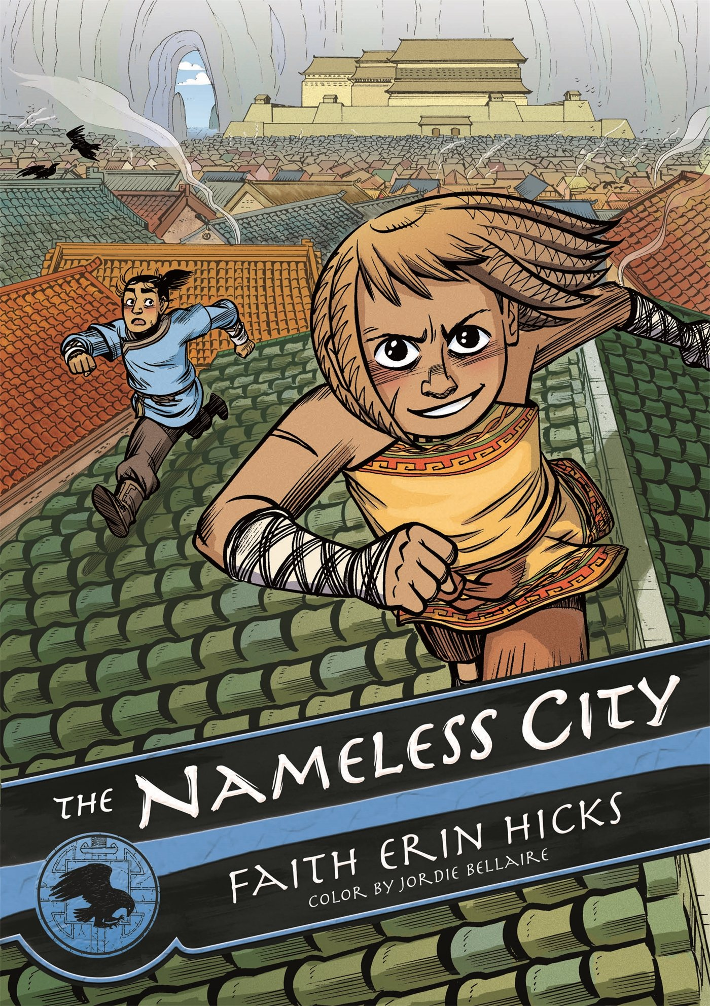 Review | The Nameless City