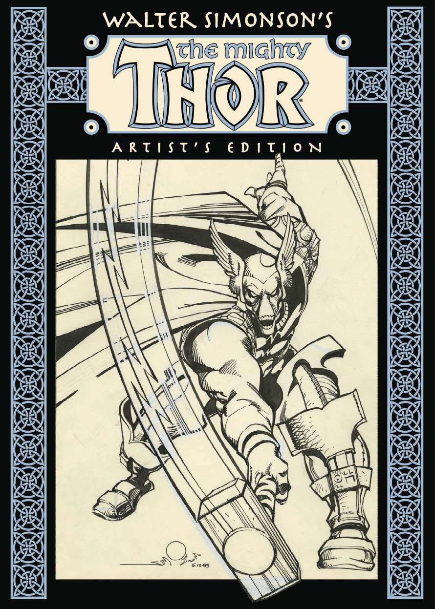 Review | Walter Simonson's The Mighty Thor Artist's Edition