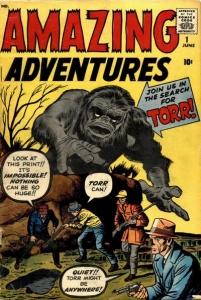 amazing adventures 1