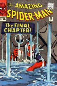 Amazing Spider-Man 33