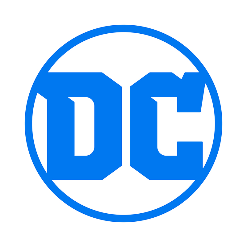 The New DC Logo