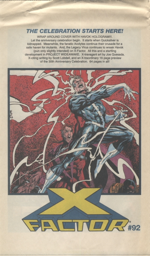 Marvel Spotlight May 1991 Page 4