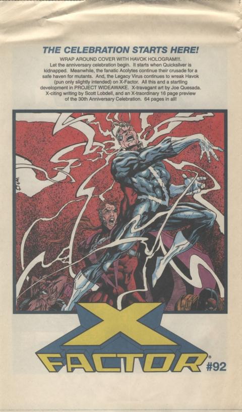 Marvel Spotlight May 1991 Page 4