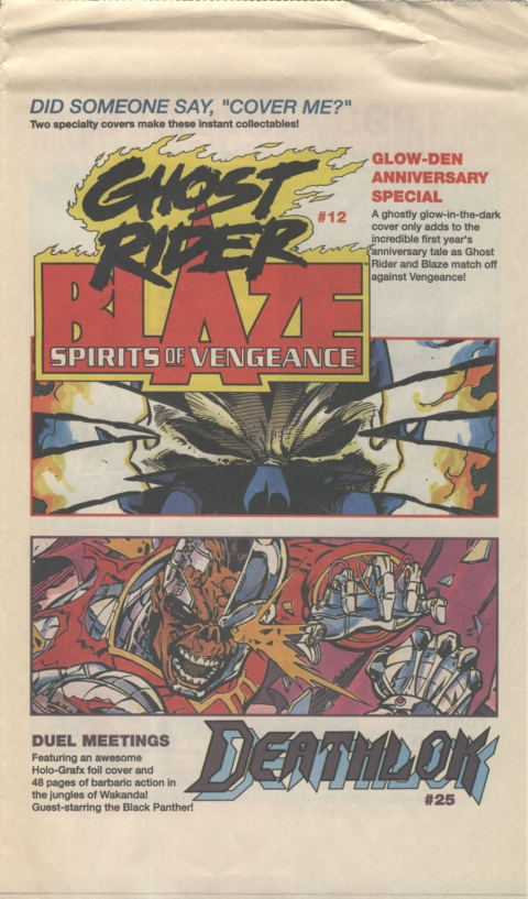 Marvel Spotlight May 1991 Page 5