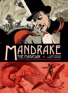 Mandrake The Magician Sundays 1935-1937 cover
