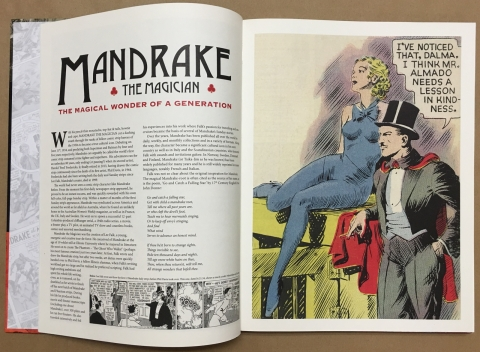Mandrake The Magician Sundays 1935-1937 interior 1