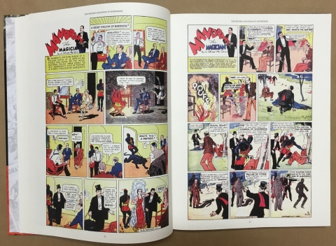 Mandrake The Magician Sundays 1935-1937 interior 2