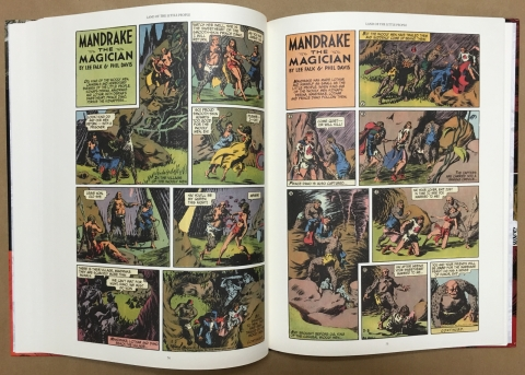 Mandrake The Magician Sundays 1935-1937 interior 5
