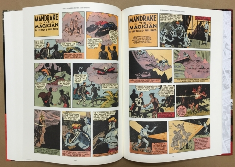 Mandrake The Magician Sundays 1935-1937 interior 7