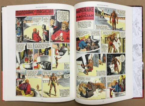 Mandrake The Magician Sundays 1935-1937 interior 8