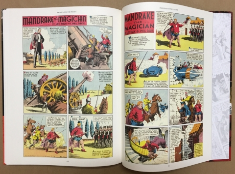 Mandrake The Magician Sundays 1935-1937 interior 9