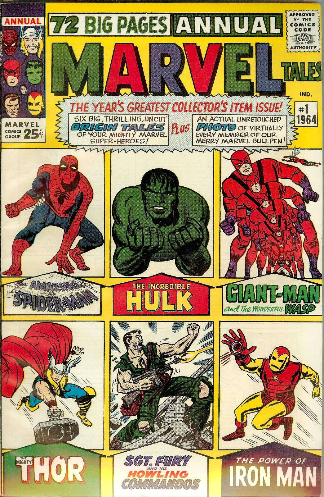 Marvel Tales #1 and The Galt Book Exchange