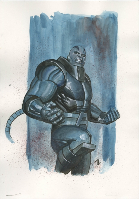 Apocalypse by Adi Granov. Source.