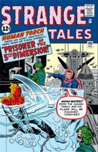 Strange Tales 103