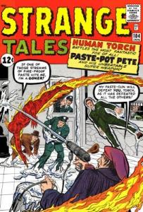 Strange Tales 104