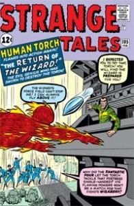 Strange Tales 105