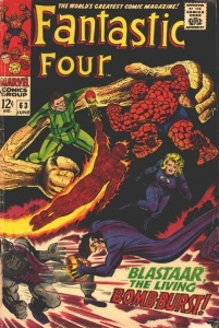 Fantastic Four 63