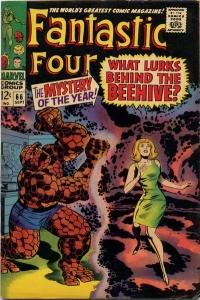 Fantastic Four 66